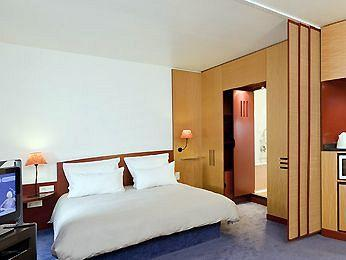 Suite Novotel Paris Porte de la Chapelle
