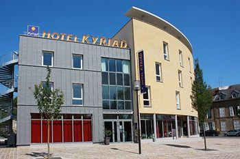 Kyriad Charleville Mezieres Hotel