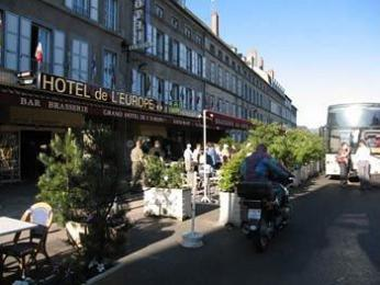 Photo of Logis Grand Hotel de l'Europe St-Flour