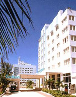 Howard Johnson Caribbean Ocean Hotel Miami Beach