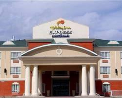 ‪Holiday Inn Express Hotel & Suites Hinton‬