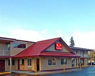 ‪Econo Lodge Eugene‬