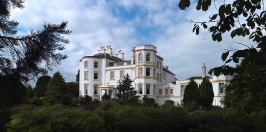 Kirroughtree House