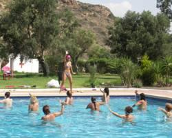 Camping Naturista Restaurante El Portus