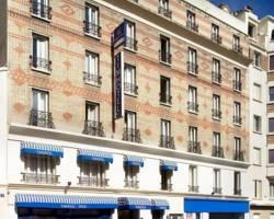 Timhotel Place d'Italie-Butte aux Cailles