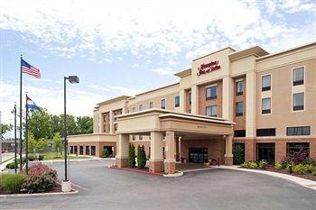 Hampton Inn & Suites Columbia (at the U