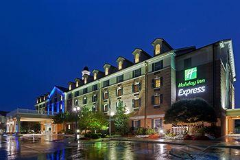 Photo of Holiday Inn Express @ Williamsburg Square, State College