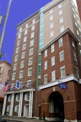 Hampton Inn & Suites Providence Downtown