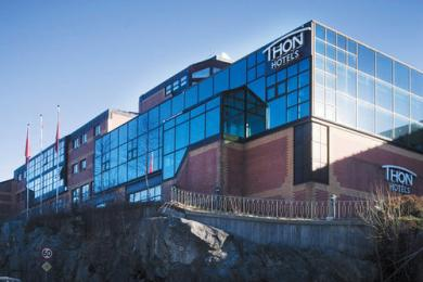 Thon Hotel Bergen Airport