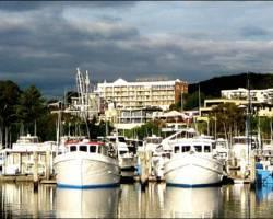 ‪Port Stephens Marina Resort‬