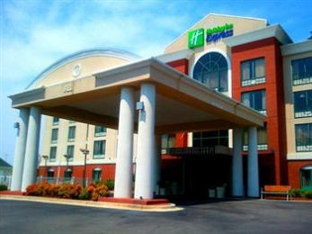 Photo of Holiday Inn Express Hotel and Suites Irondale