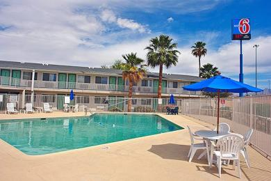 Motel 6 Tucson - Congress Street