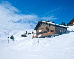 Chalet Rey Bellet Bed & Breakfast