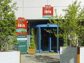 Ibis Paris Porte De Bercy