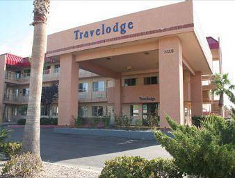 El Paso West Travelodge