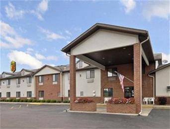 Super 8 Motel Coshocton