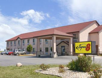 Super 8 Motel Dwight