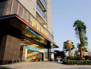 Yingcheng Hotel Guangzhou Vili International Apartment