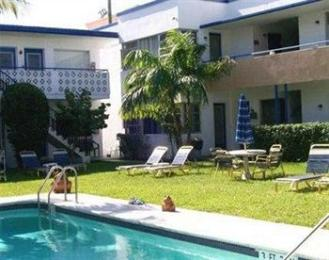 Photo of Fronds Hotel & Apartments Fort Lauderdale