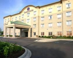 Comfort Suites Wixom