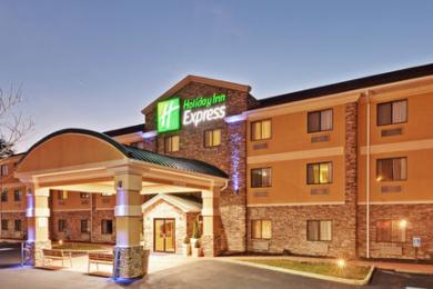 Holiday Inn Express Hurricane