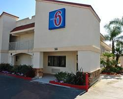 Motel 6 - Carlsbad