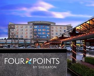 ‪Four Points by Sheraton Vancouver Airport‬