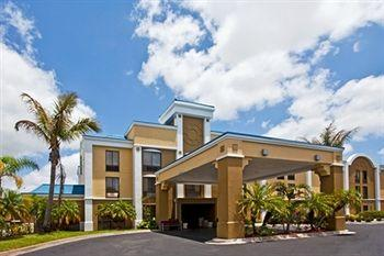 ‪Holiday Inn Express Vero Beach-West I-95‬