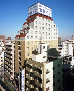 Toyoko Inn Ikebukuro Kita-guchi 1
