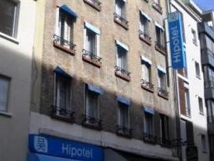 Hipotel Paris Belleville