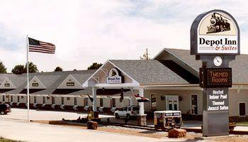 Depot Inn & Suites