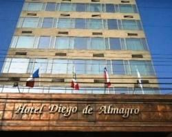 Hotel Diego de Almagro Antofagasta Costanera