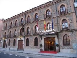 Hotel Princesa Galiana