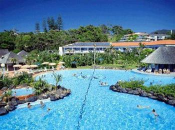 Pelican Beach Resort Australis Coffs Harbour