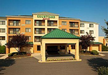 ‪Courtyard by Marriott Cranbury South Brunswick‬