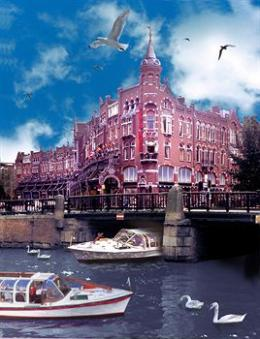 Photo of Hotel Nadia Amsterdam