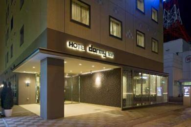 Hotel Dormy Inn Asahikawa