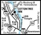 BEST WESTERN PLUS Cotton Tree Inn Idaho Falls