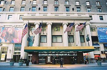 Photo of Hotel Pennsylvania New York New York City