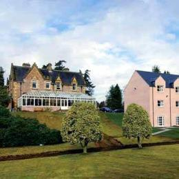 BEST WESTERN PLUS Inverness Lochardil House Hotel