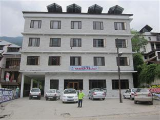 Hotel Nandini Palace