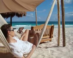 Photo of Om Tulum Hotel Cabanas and Beach Club