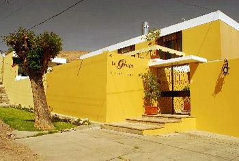 La Gruta Hotel
