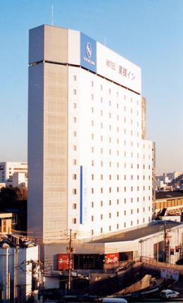 Toyoko Inn Minamishinagawa Aomonoyokosho Station