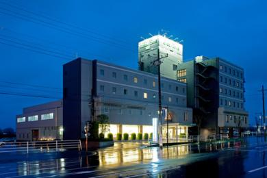 Hotel Green Core Tsuchiura