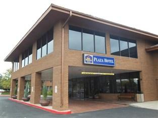 BEST WESTERN PLUS Plaza Hotel Longmont