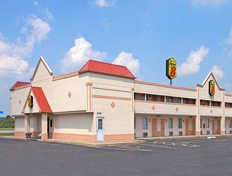 Super 8 Motel - Crawfordsville