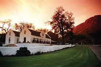 Zorgvliet Vineyard Lodge & Spa