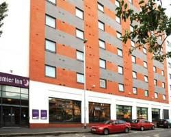 Premier Inn Belfast City Centre Alfred St