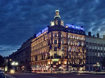 ‪Hotel Le Royal Lyon‬